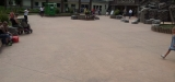 Stämplad betong